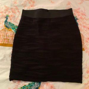 H&M bandage pencil skirt